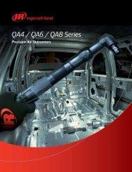 QA4 / QA6 / QA8 Series - Ingersoll Rand