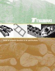 Produits forestiers - Tsubaki