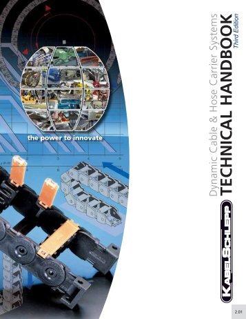 Technical Handbook - Tsubaki