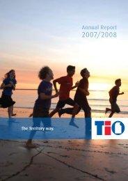 Annual Report - TIO