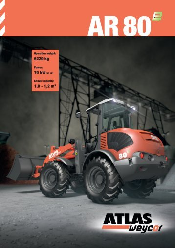 6220 kg 1,0 - 1,2 m3 - Global Construction Plant & Equipment Ltd