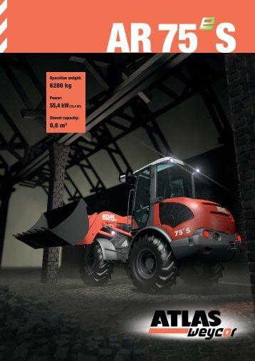 AR75 S - Global Construction Plant & Equipment Ltd