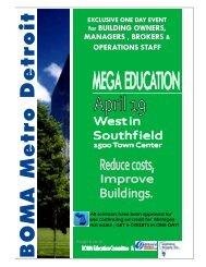 BOMA Metro Detroit Mega Education Day