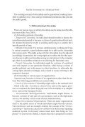 Flexible Government for a Globalized World - Tampere klubi - The ... - Page 7