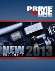 New Products - Prime®Line Power Equipment