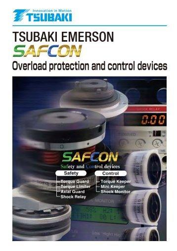 TSUBAKI SAFCON PRODUCTS