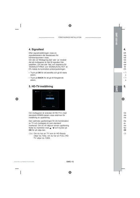 Användarmanual - Viasat