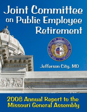 2008 Annual Report for Plan Year 2006 - jcper