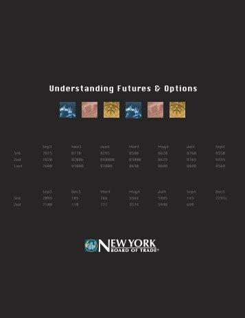 Understanding Futures & Options - RJ O'Brien & Associates Canada ...
