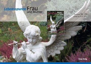 Mediadaten 2012 - Kreuz Verlag