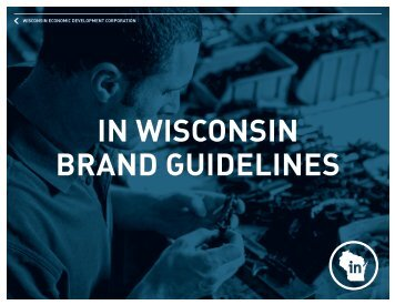 IN WISCONSIN BRAND GUIDELINES