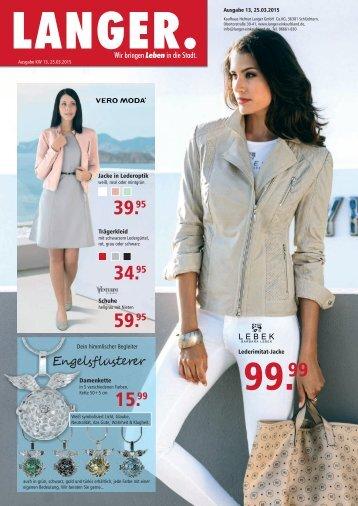 Werbung KW 13
