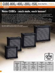 Neue CUBEs - noch mehr, noch besser!