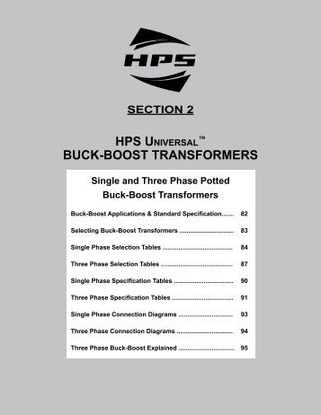 section 2 buck boost transformers hammond power solutions?quality=85 hps sentinel features and benefits flyer hammond power hps fortress transformer wiring diagram at n-0.co