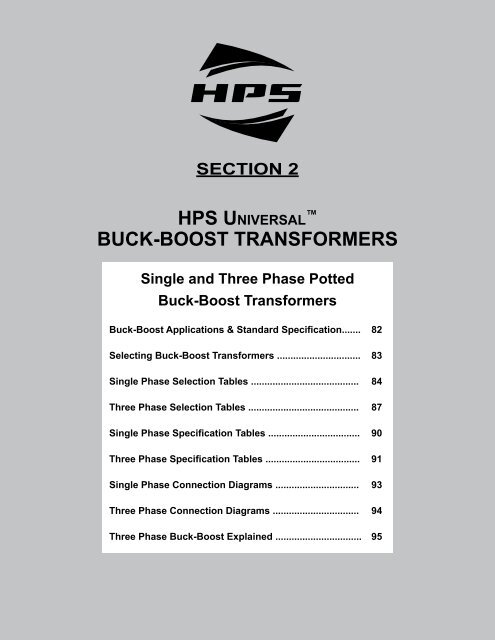 Section 2: Buck-Boost Transformers - Hammond Power Solutions on hammond power products, hammond power solutions distribution, hammond power transformers fortress, hammond power systems, hammond power solutions transformer, hammond transformer wiring diagrams,