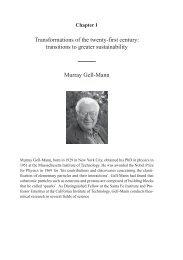 Chapter 1 - Nobel Cause Symposium