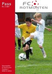 egeli - FC Rotmonten