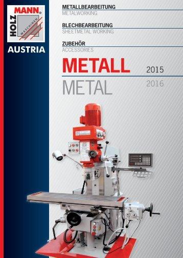 HOLZMANN Metall 2015/16