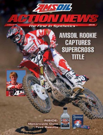 Action News Magazine - June 2008 - Oil Twins