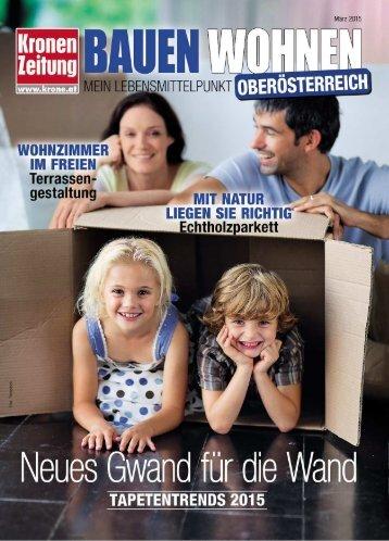 Bauen Wohnen Oberösterreich 150321