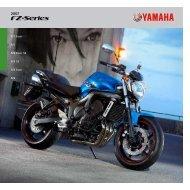 2007 FZ-Series - Fazer Hispania