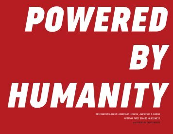Powered-By-Humanity