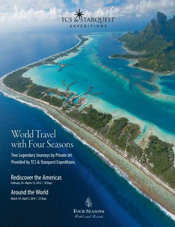 World Travel with Four Seasons - Voyager