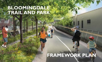 Bloomingdale Trail and Park Framework Plan (PDF) - The 606
