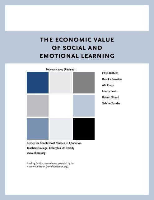 Belfield+et+al+-+The+Economics+of+SEL+-+Feb+2015