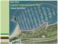 2012-2016 Capital Improvement Plan. - Chicago Park District