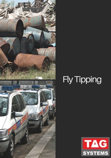 Fly Tipping it's a bigger problem than you think