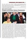 Boże Narodzenie 2012 w WSH… - Wyższa Szkoła Humanitas - Page 5