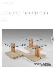 COUCHTISCH-KOLLEKTION - Venjakob