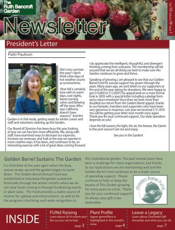 page 7 - The Ruth Bancroft Garden