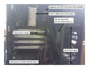 GigaByte GA-X79-UD3 (LGA 2011) MOBO Intel i7-3820 with CPU ...