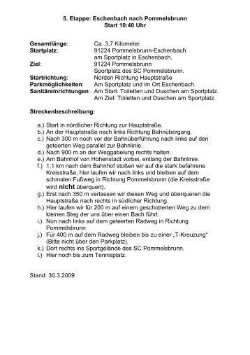 kann man die neue Strecke als pdf-Datei laden - Laufkultur.de
