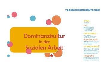 dokumentation tagung dominanzkultur 22_1_15