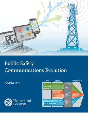 brochure - Public Safety Communications Research