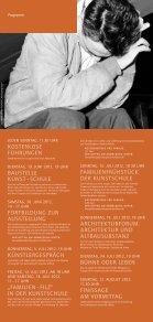 Einladung NEVER ENDING STORY - Städtische Galerie Nordhorn - Seite 2