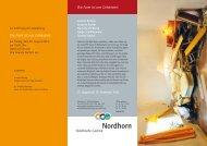 Einladung und Programm zur Ausstellung - Städtische Galerie ...