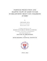 particle production and elliptic flow of light nuclei in relativistic heavy ...