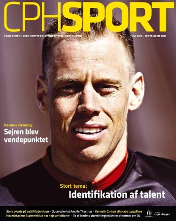 identifikation af talent Stort tema - Swim.ee