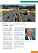 RoAD SAFETy REpoRT 2008 - Velocidade - Page 3