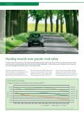 RoAD SAFETy REpoRT 2008 - Velocidade - Page 6
