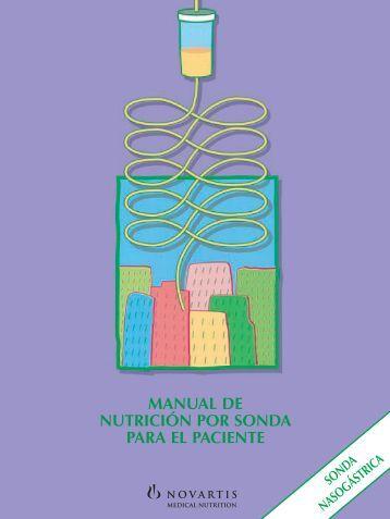 manual de nutrición por sonda para el paciente - EXTRANET ...