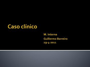 SINDROME DE VENA CAVA SUPERIOR - EXTRANET - Hospital ...