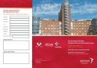 Programa - EXTRANET - Hospital Universitario Cruces