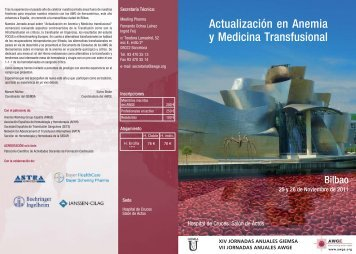 Programa 11.FH11 - EXTRANET - Hospital Universitario Cruces