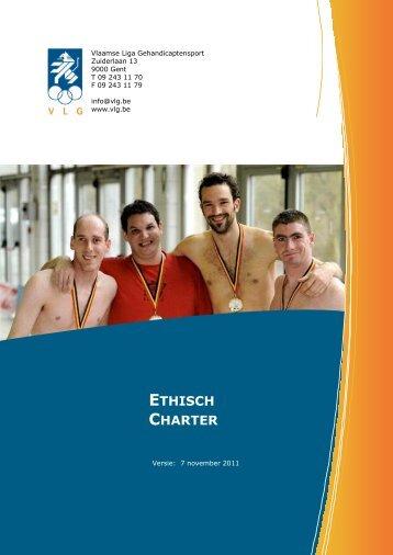 Ethisch charter