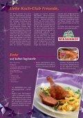 Seite 2-5 Verführung zum Genuss - WIESENHOF Koch-Club - Seite 2
